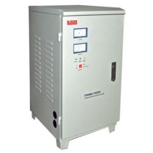 СНАШ-15000-У стабилизатор напряжения однофазный 15000 VA 220В
