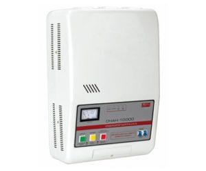 СНАН-10000 стабилизатор напряжения мощностью 10000 VA 1