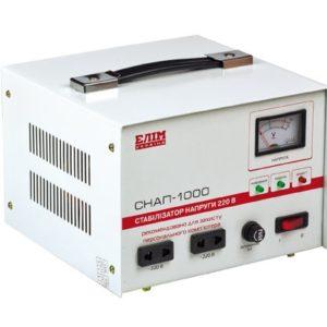 СНАП-1000 стабилизатор напряжения мощностью 1000 VA