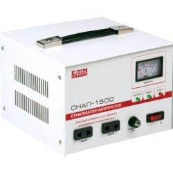 СНАП-1500 стабилизатор напряжения мощностью 1000 VA