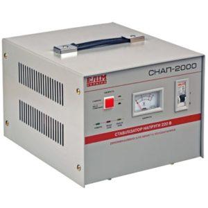 СНАП-2000 стабилизатор напряжения мощностью 2000 VA