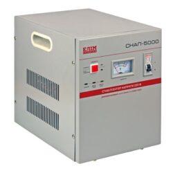СНАП-5000 стабилизатор напряжения мощностью 5000 VA