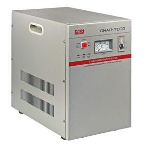 СНАП-7000 стабилизатор напряжения мощностью 7000 VA