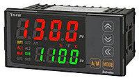 TK4W-24СN ПИД-регулятор (100-240 VAC, 96×48 мм, 4…20 мА, доп. реле 3А 1+2 сигн.) терморегулятор
