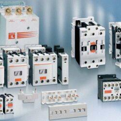 Контакторы для коммутации конденсаторов