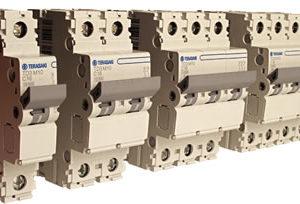 Автоматические выключатели на DIN-рейку ( модульные )